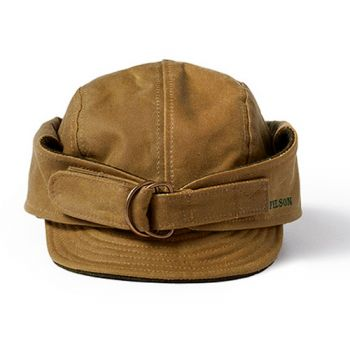 Tin Cloth Wildfowl Cap