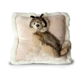 12 in. Pillow Pals (Wolf)