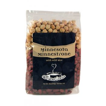 Minnesota Minestrone Wild Rice