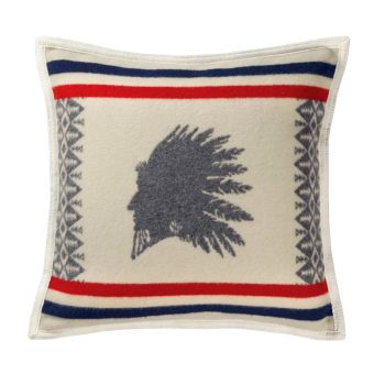 Heroic Chief Pillows