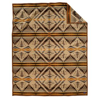Diamond Desert Blanket Robe