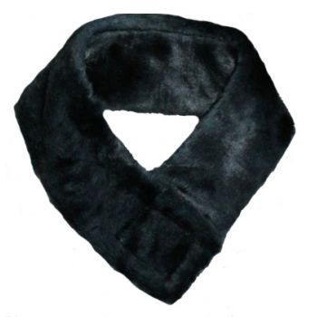 Faux Fur Headband with Velcro