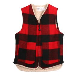 - Clearwater Shearling Lined Vest