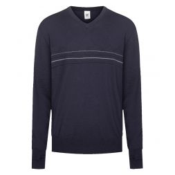 Dale of Norway - Syv Fjell V-Neck Men's Sweater