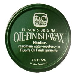 - Filson Oil Finish Wax