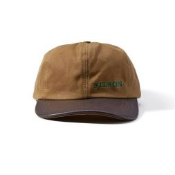 - Tin Cloth Leather Cap