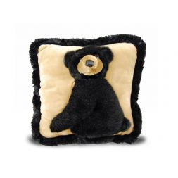 - 12 in. Pillow Pals (Black Bear)