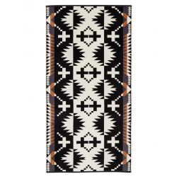 - Spider Rock Jacquard Towel