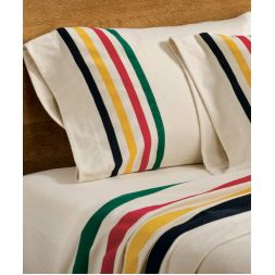 - Glacier Park Flannel Sheets - Full