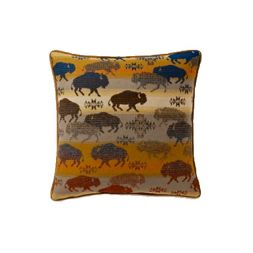 - Land of the Buffalo Pillow