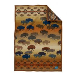 - Prairie Rush Hour Crib Blanket