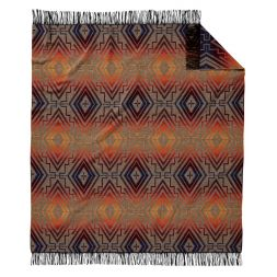 - Chimayo Fringed Throws