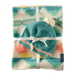 Pendleton Woolen Mills - Falcon Cove - Knit Baby Blanket