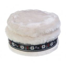 - Fur with Trim Hat