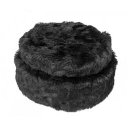 - Faux Fur Dress Hat
