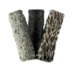 - Faux Animal Headband with Velcro