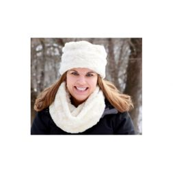 Polar Mitts - Faux Fur Scarf