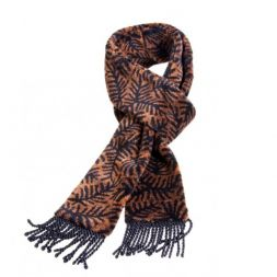 Polar Mitts - Classic Scarf with Fringe
