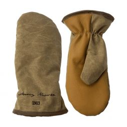 - Waxed Cotton Tough Mitts