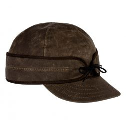 - The Waxed Cotton Cap