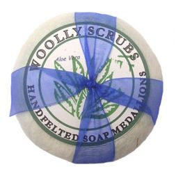 Woolly Scrubs - Woolly Scrubs (Aloe Vera)