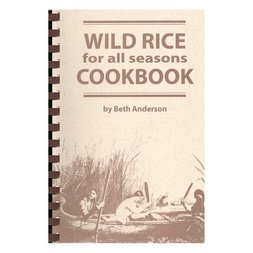- Wild Rice for all seasons Cookbook